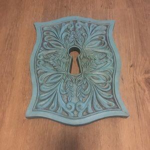 Large Decorative Keyhole